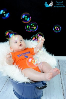 sesja zdjęciowa niemowlakowa trojmiasto