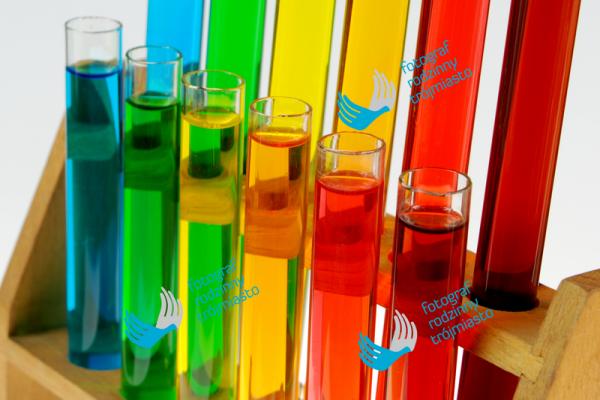 chemia - zdjęcia produktów, fotograf rodzinny trójmiasto bystydzienska