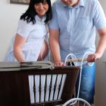 zdjecia rodzinne w domu, w studio i w plenerze, fotograf rodzinny Bystydzienska, Gdynia Trojmiasto